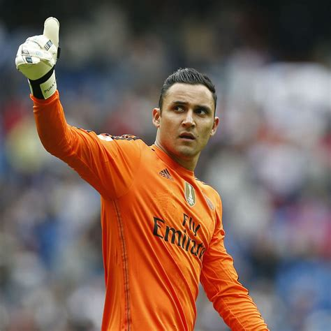 Real Madrid Keylor Navas relieved after positive injury