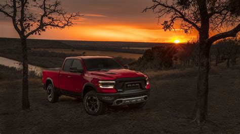 Wallpaper Of The Day: 2019 Ram 1500   Top Speed