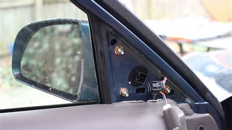 Driver Side Mirror Replacement How to Hyundai Sonata 2006
