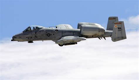 US Air force's beloved A-10 Warthog fleet could be cut by