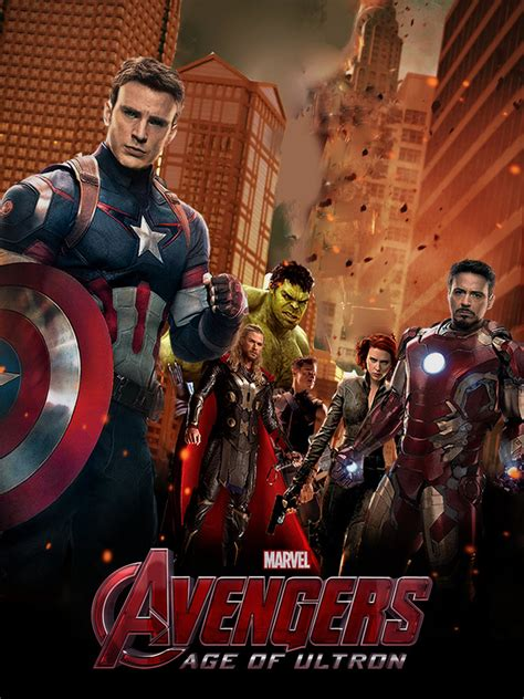 The Avengers Age of Ultron Movie Pictures & Videos – The