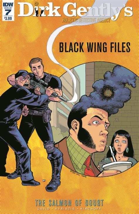 ComicList Preview: DIRK GENTLY'S HOLISTIC DETECTIVE AGENCY