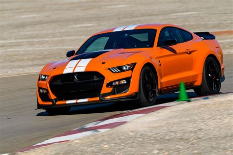 2020 Ford Mustang Shelby GT500 First Drive Review: The