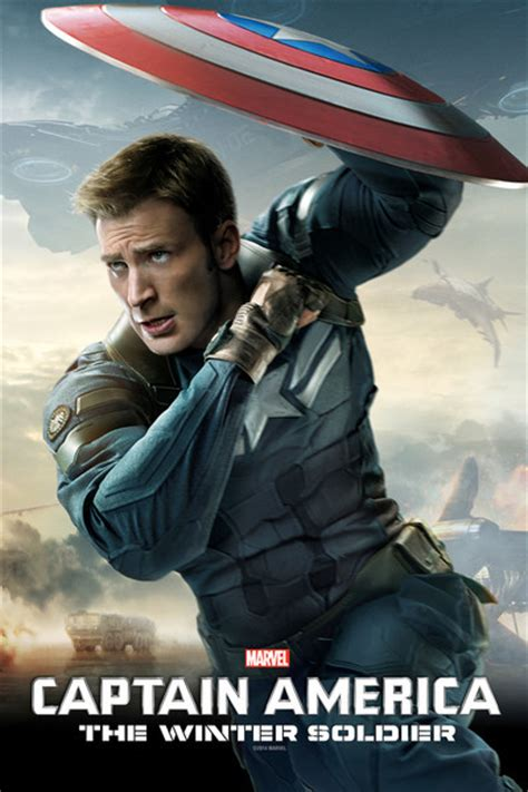 Captain America: The Winter Soldier movie review (2014