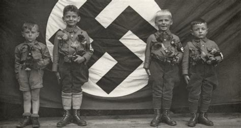 Hitler Youth: Photos Of Life Inside The Nazi
