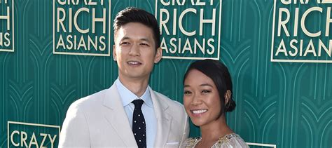 Crazy Rich Asians' Harry Shum Jr's Wife Shelby Rabara Is