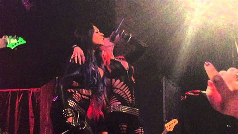 Butcher Babies - Monsters Ball - Live at Iron City - YouTube