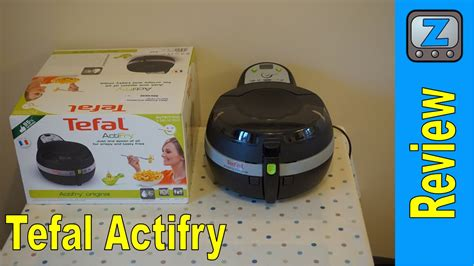 Tefal Actifry Review and Demo - YouTube