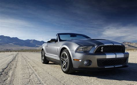 Ford Shelby Mustang GT 500 Wallpaper | HD Car Wallpapers