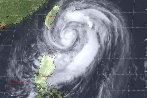 Taiwan orders markets, schools closed as strong typhoon