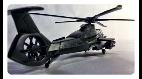 Boeing Sikorsky RAH 66 Comanche - US Army - YouTube