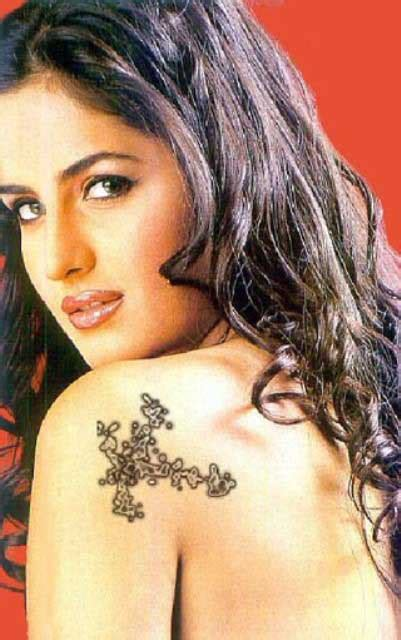 Bollywood Stars Tattoo Trends - Footstep Fashion