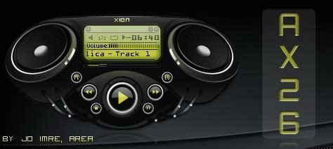 Xion Audio Player Skins