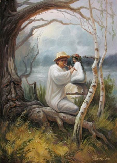 Two Distinct Images - Illusion Paintings - XciteFun