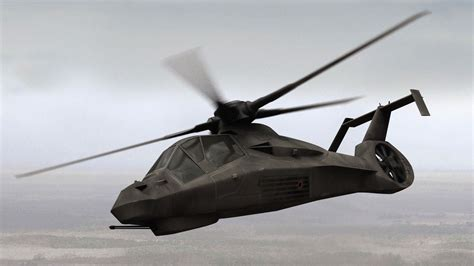 See How the Army's Would-Be Stealth Helicopter Borrowed