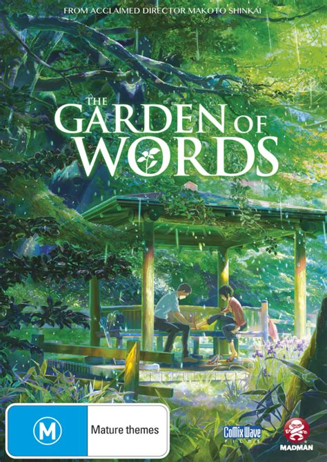 Giveaway: The Garden of Words – CLOSED – Trespass Magazine