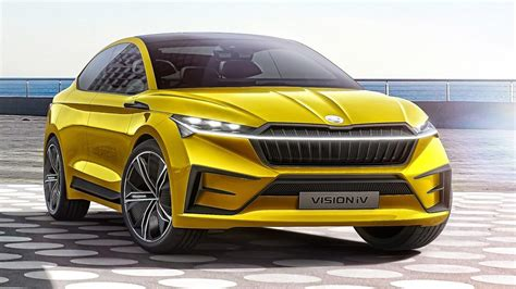 Skoda is joining the EV party | Top Gear