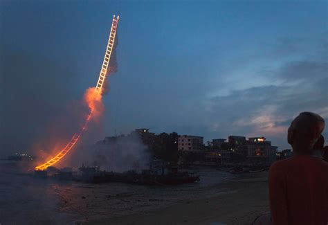 SKY LADDER: THE ART OF CAI GUO-QIANG OUT TODAY ON NETFLIX