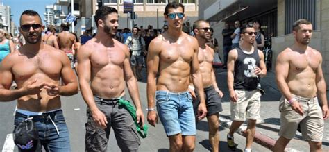 Gay Pride Tel Aviv 2019 in the heart of the Middle East