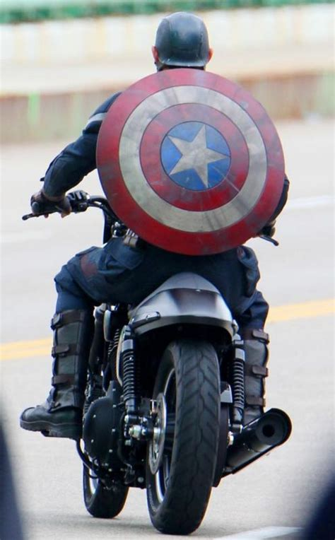 New Spy Pictures of Captain America 2 : Teaser Trailer