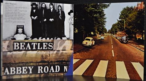 The Beatles - Abbey Road SW026-2 CD Album, Unofficial