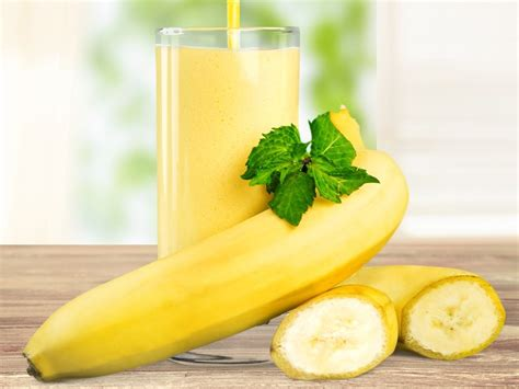 Banana Juice: Benefits And How to Make   Organic Facts
